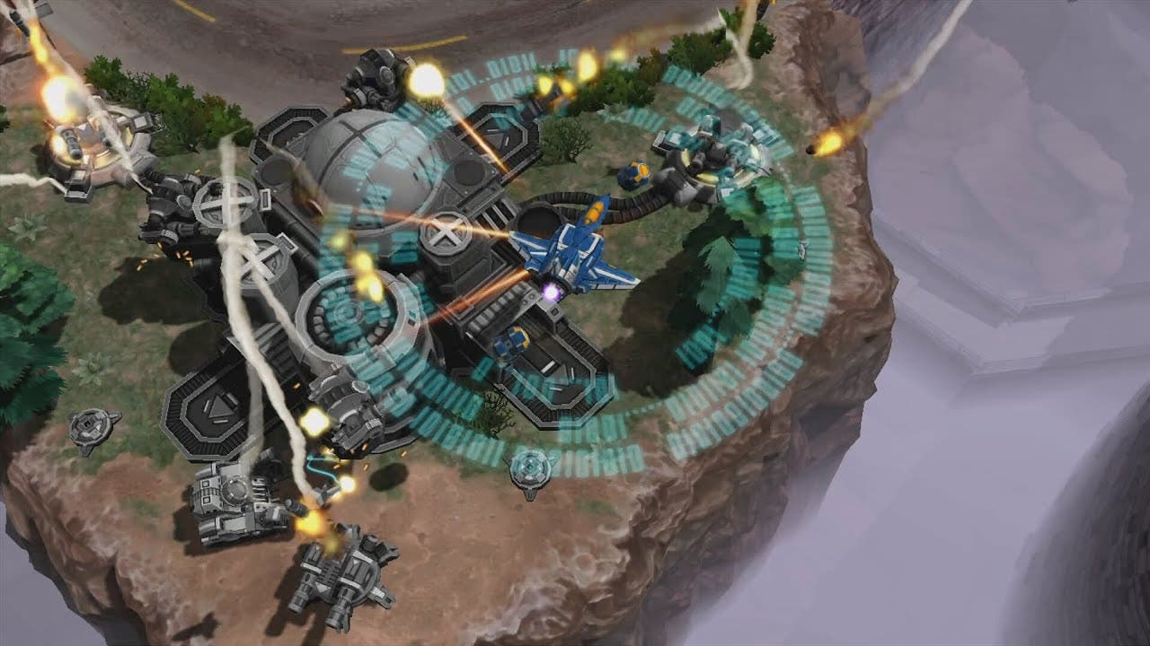 airmech arena comes to xbox 360