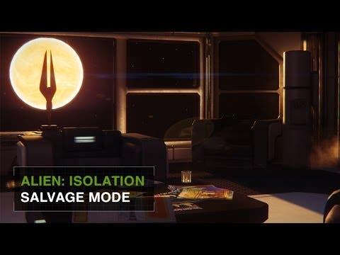 alien isolation gets dlc safe ha
