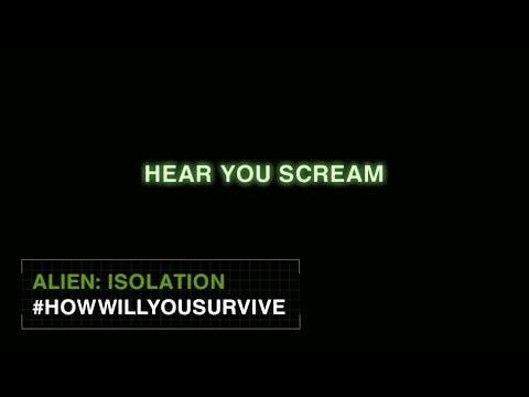 alien isolation wants to hear yo