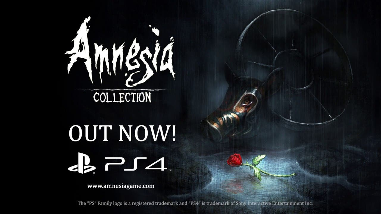 amnesia collection released onto