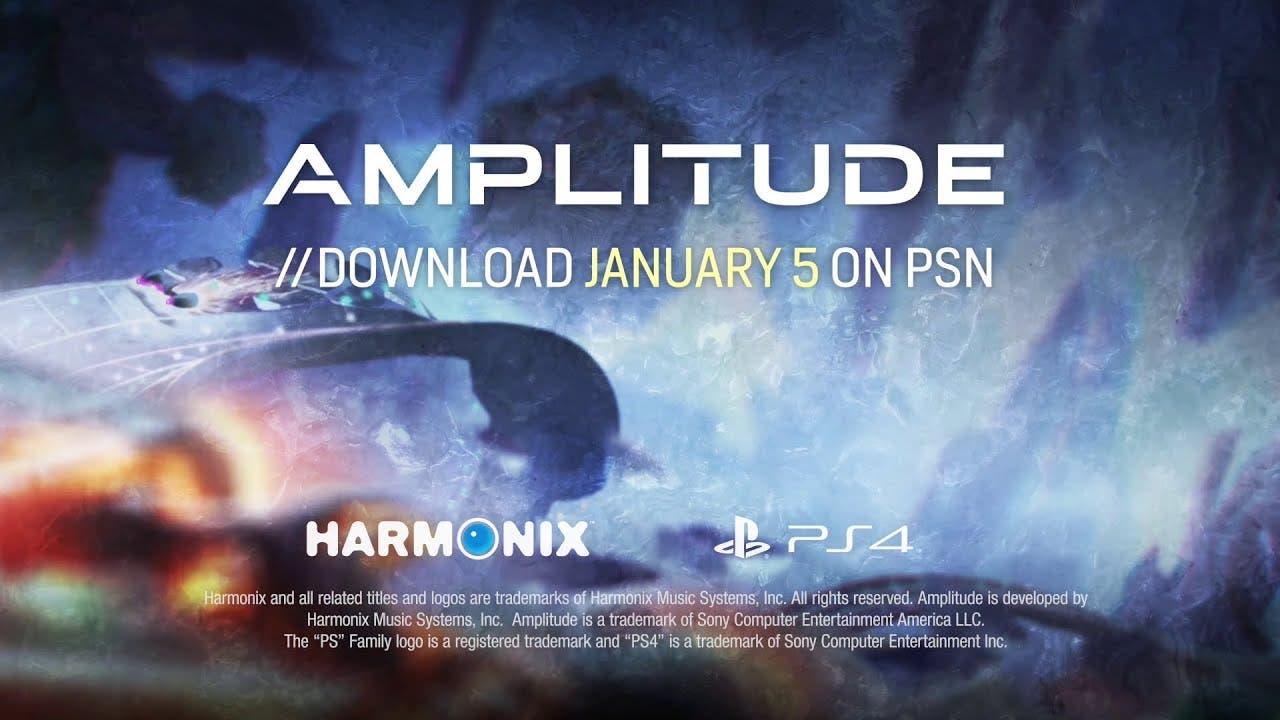 amplitude releases on playstatio