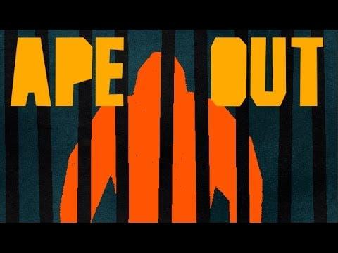 ape out announced by devolver di