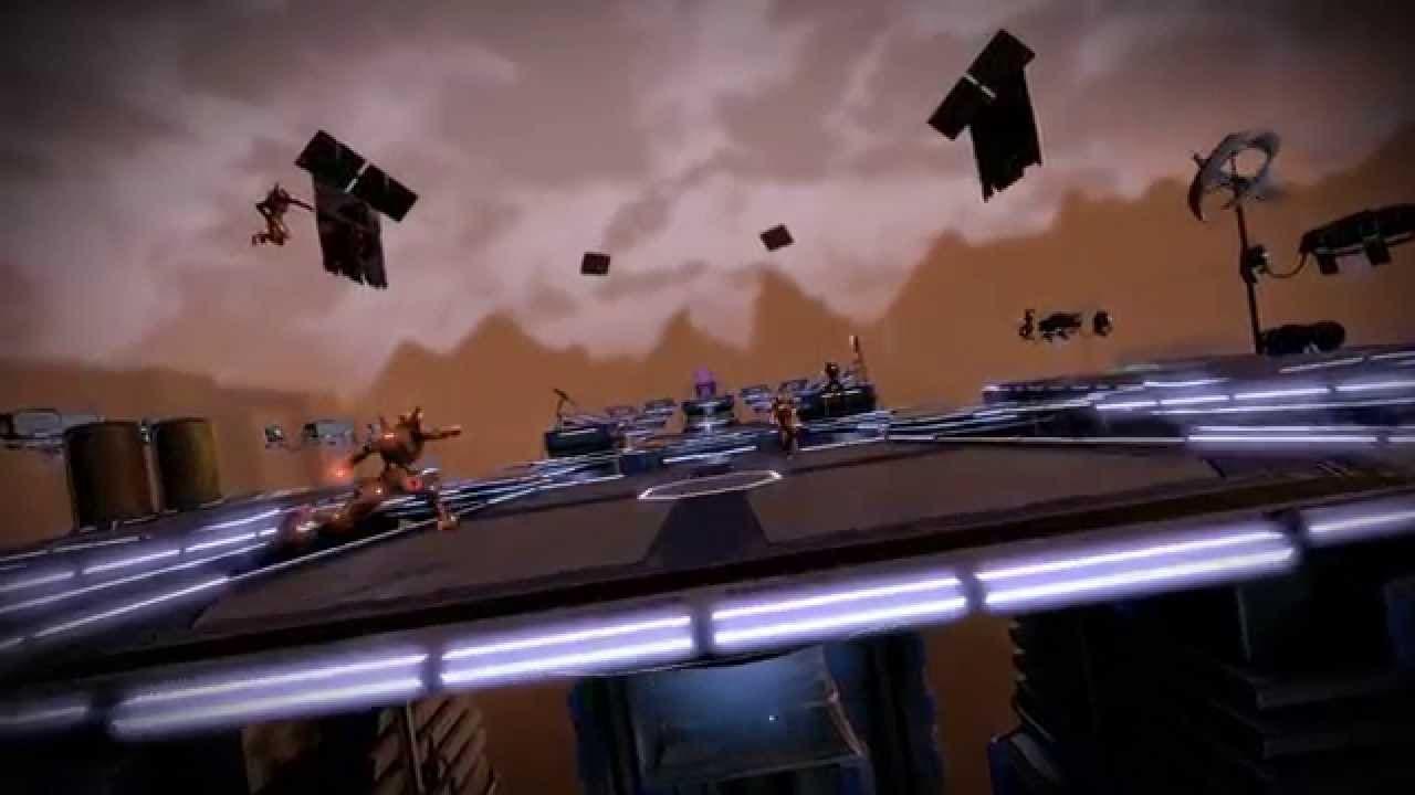 arena space ball game epigenesis