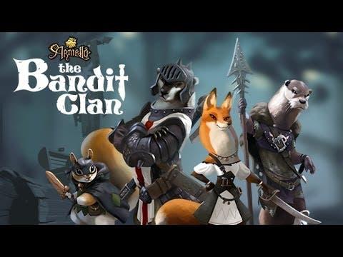 armello gets the bandit clan dlc