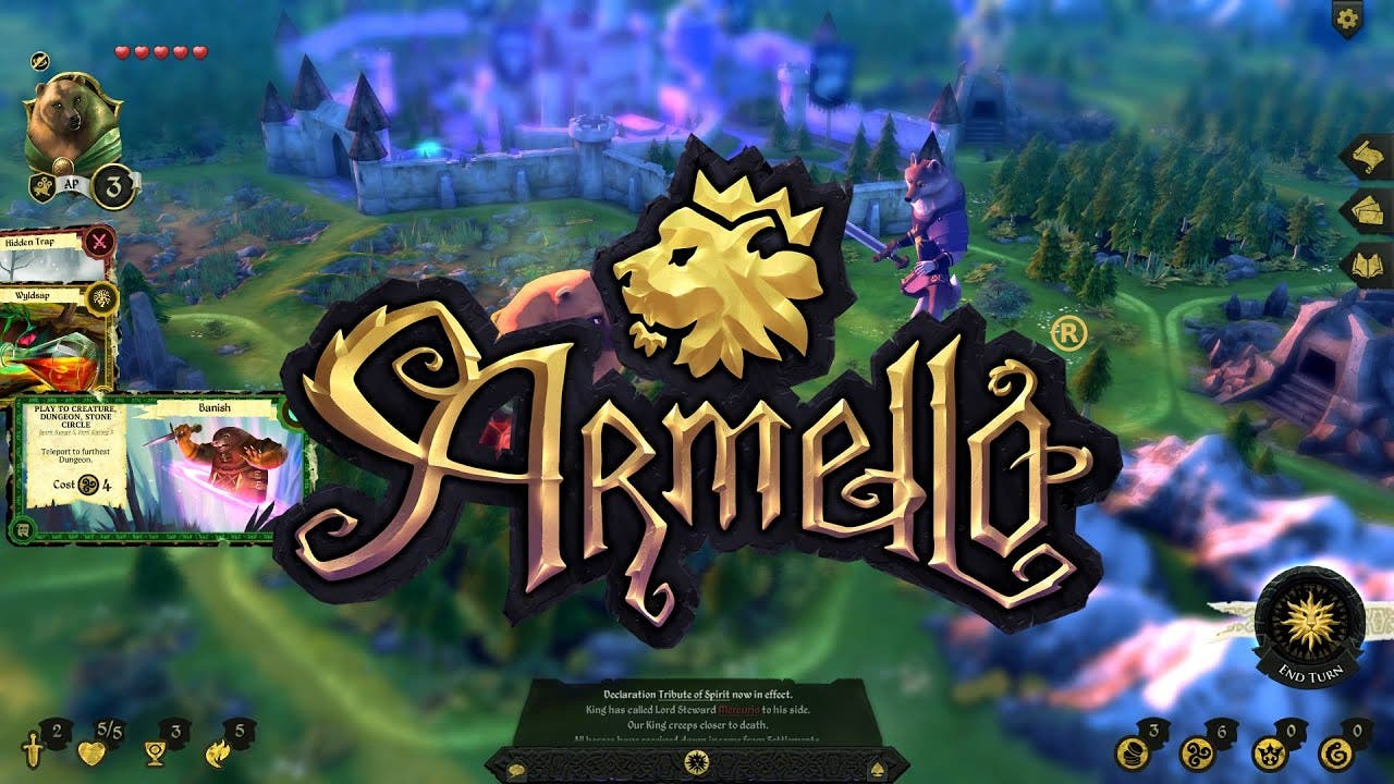 armello takes a turn and leaves