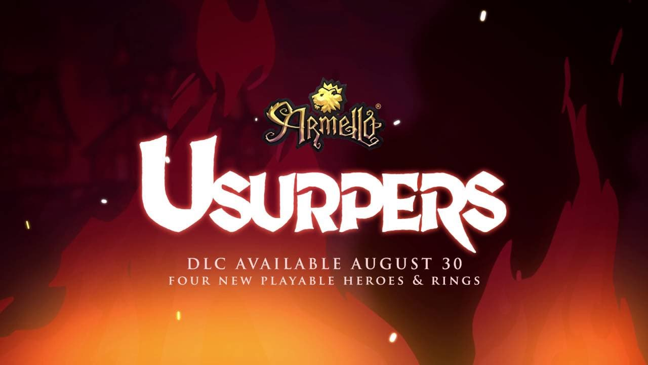 armellos first dlc the usurpers