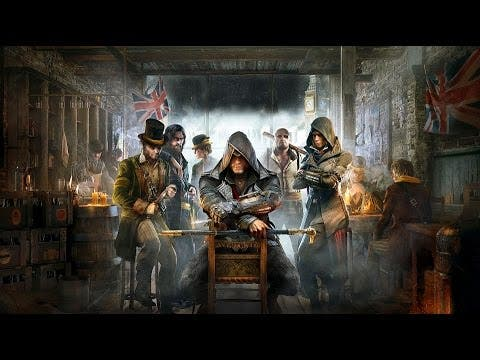 assassins creed syndicate set in