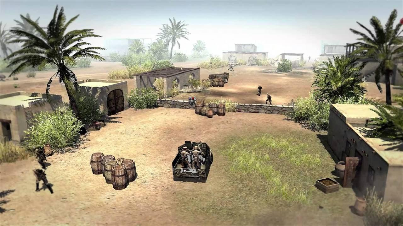 assault squad 2 men of war origi