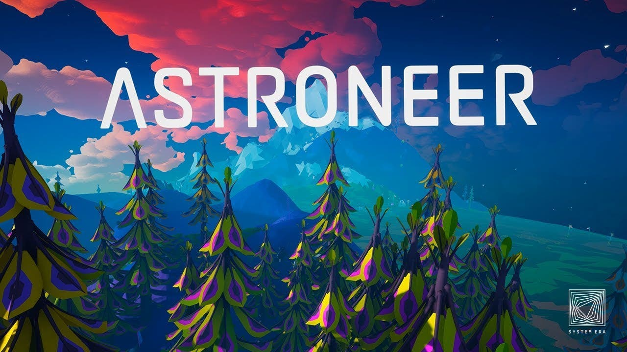 astroneer lands a date for versi