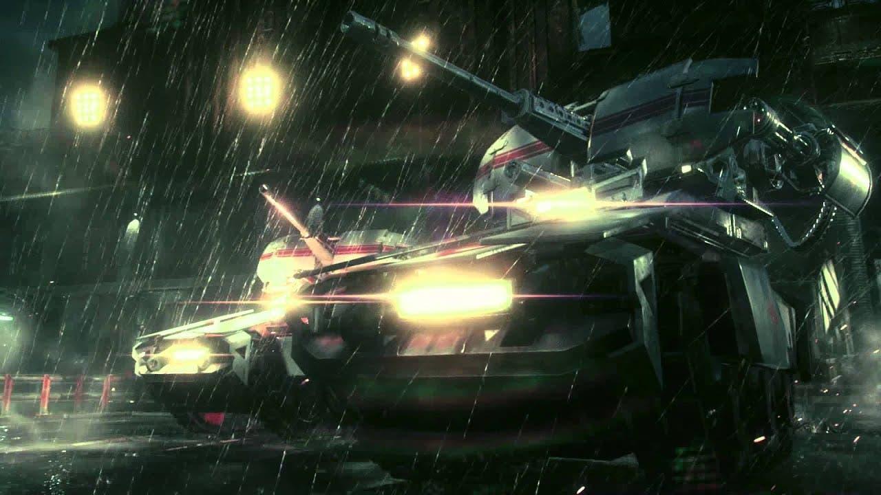 batman arkham knight gameplay of