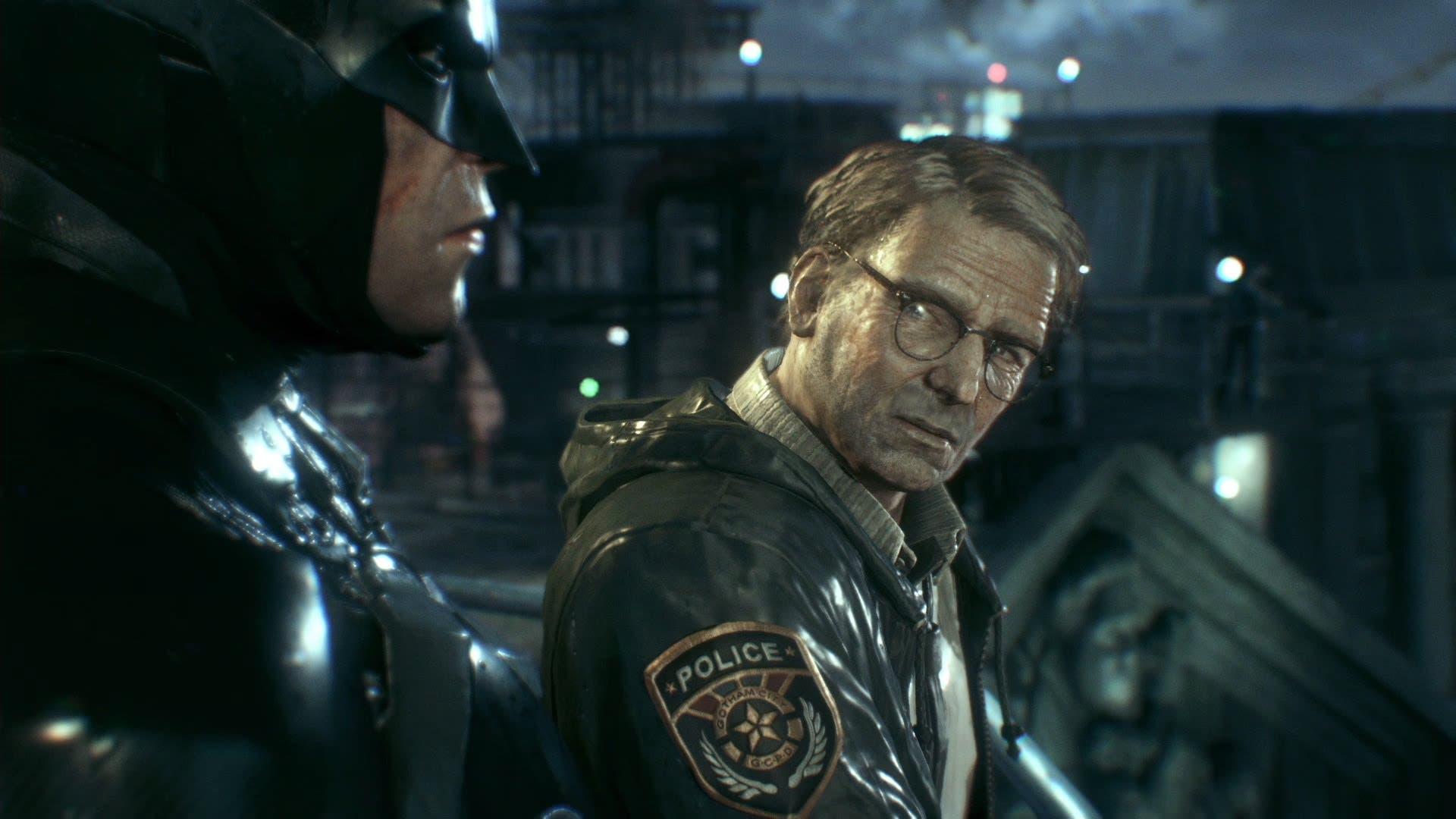 batman arkham knight new gamepla