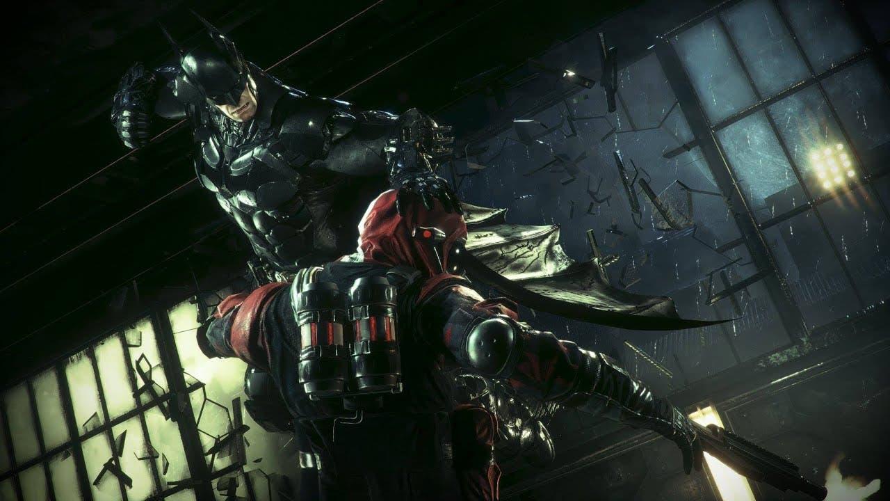 batman arkham knights 3rd and fi