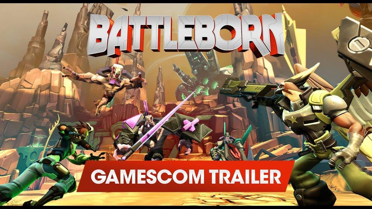 battleborn release date announce