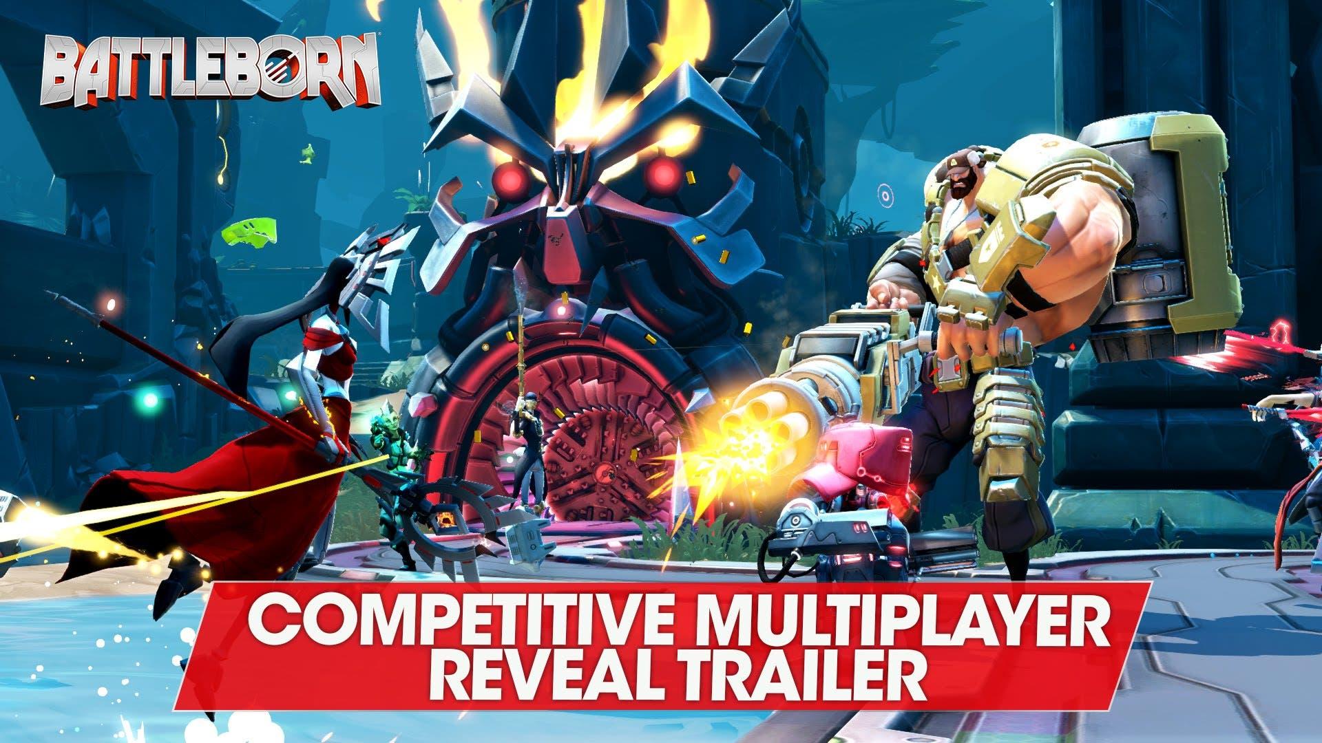 battleborn reveals the competiti