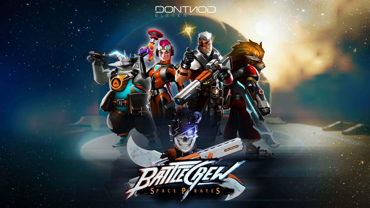 battlecrew space pirates enters