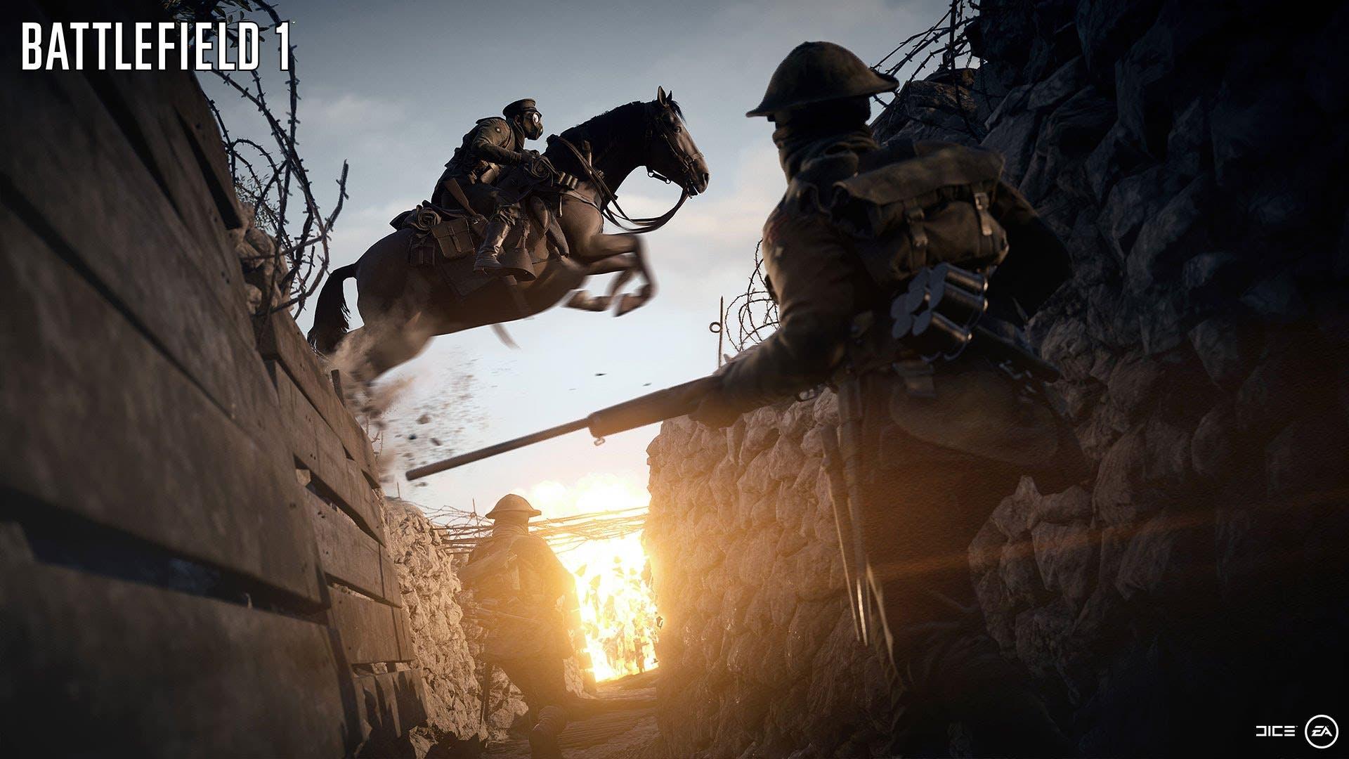 battlefield 1 gameplay trailer s