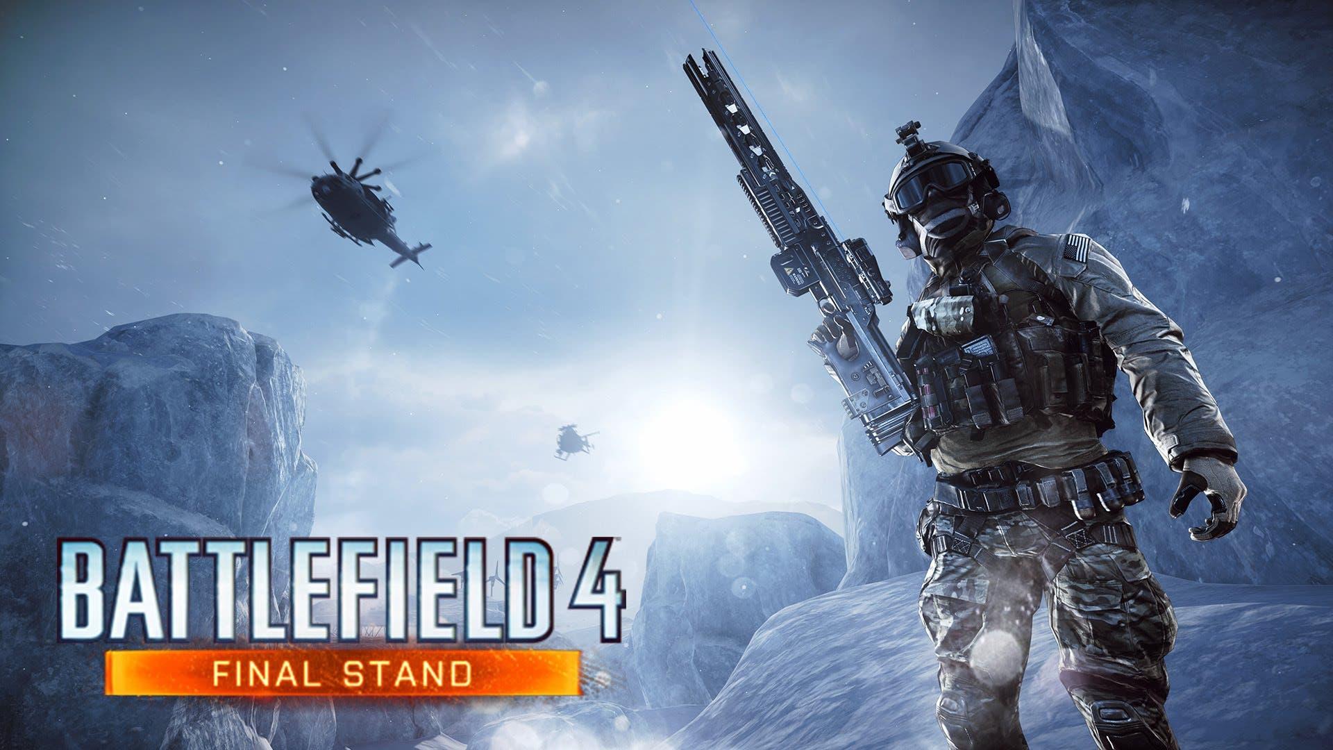 battlefield 4 final stand releas