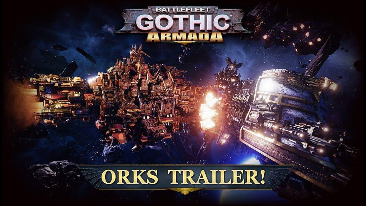 battlefleet gothic armada traile