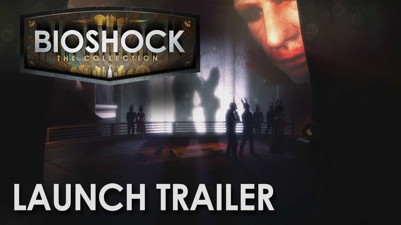 bioshock the collection heads to