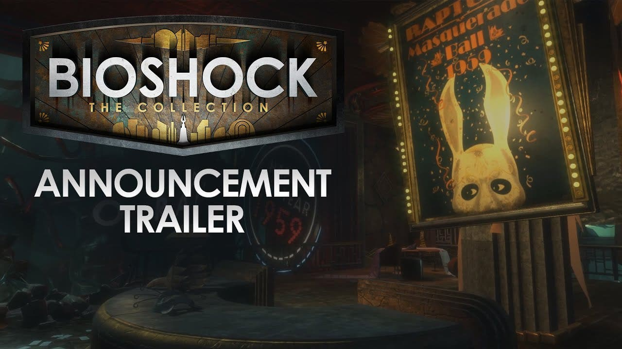 bioshock the collection is comin