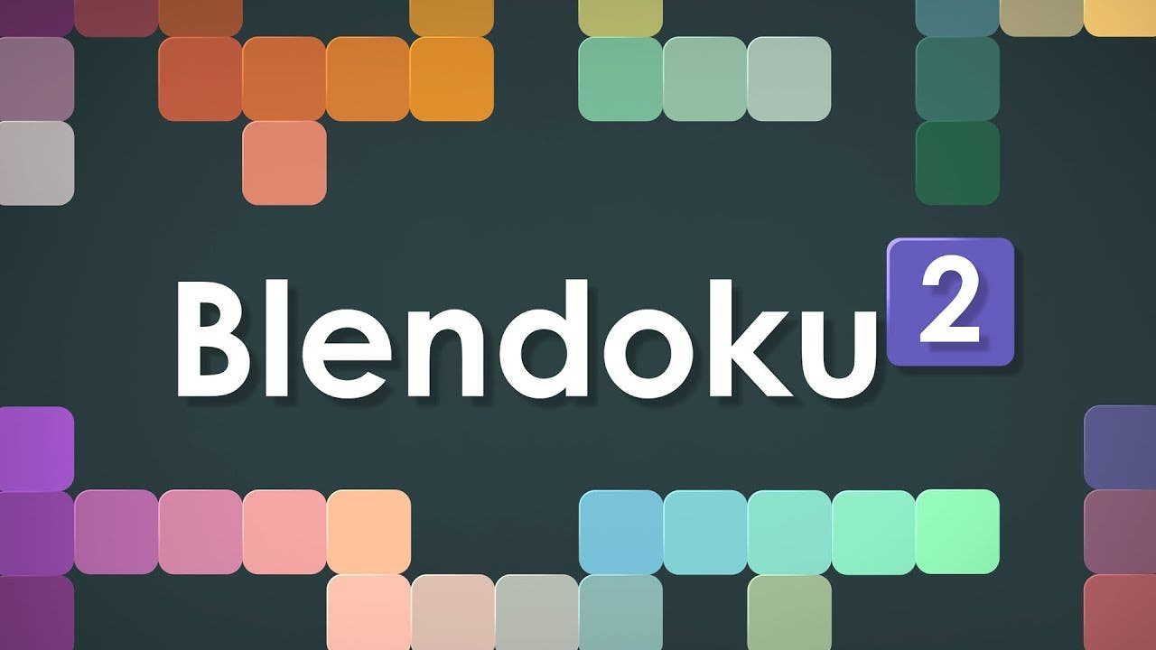 blendoku 2 is now available on t