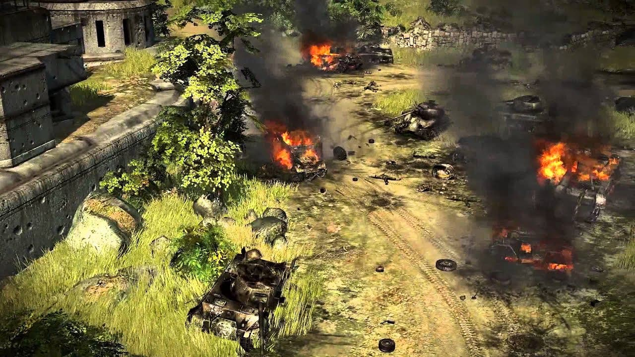 blitzkrieg 3 enters steam early