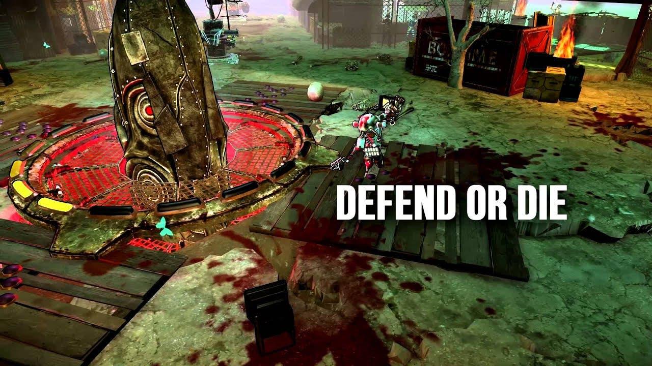 bloodsports tv first gameplay tr