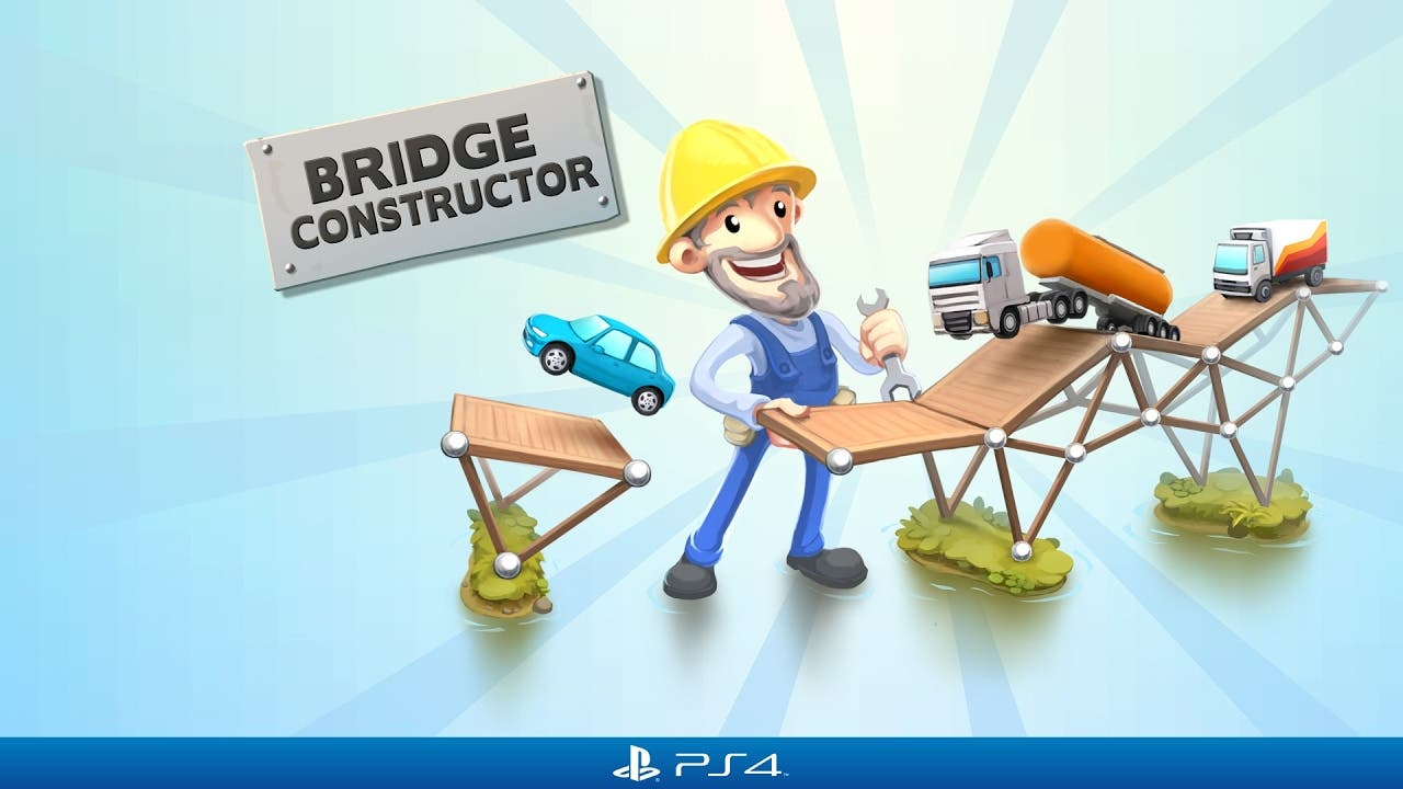bridge constructor is coming to