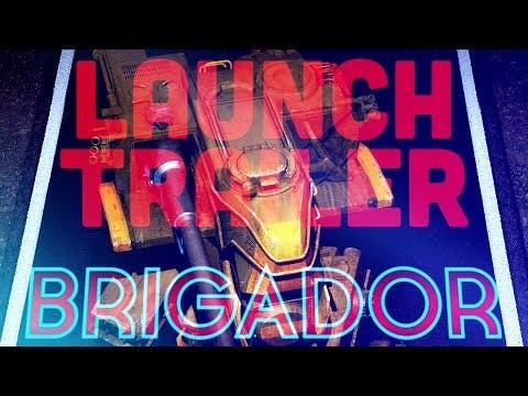 brigador smashes onto steam earl