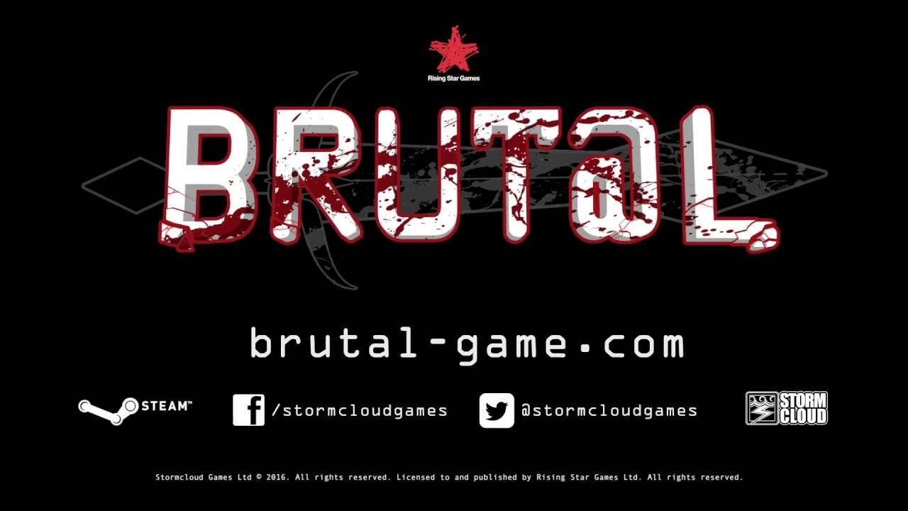 brutl coming to steam early acce