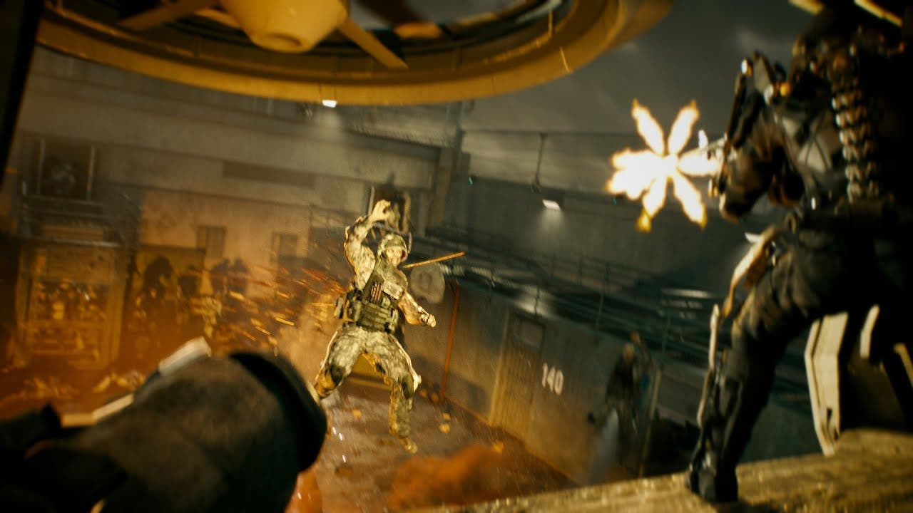 Call Of Duty Advanced Warfare Exo Zombies Revealed Saving Content