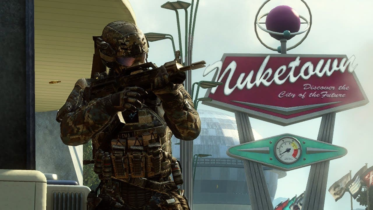 Call of Duty: Black Ops II - Nuketown 2025 & DLC Season Pass Pre