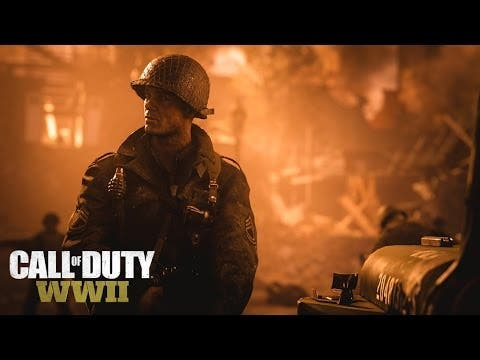 call of duty wwii revealed in fu