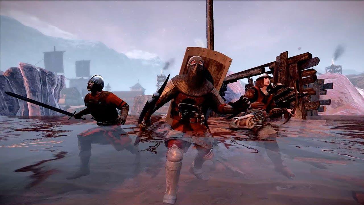 chivalry medieval warfare coming