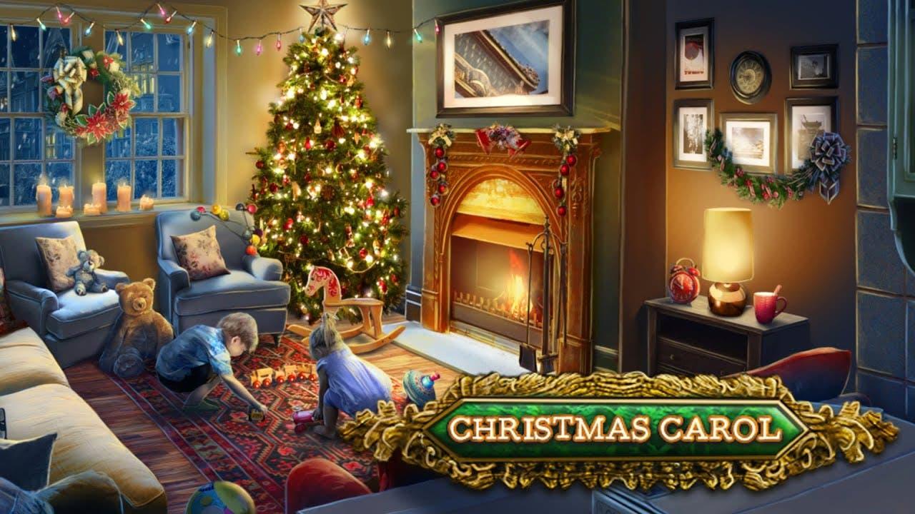 christmas carol a hidden object