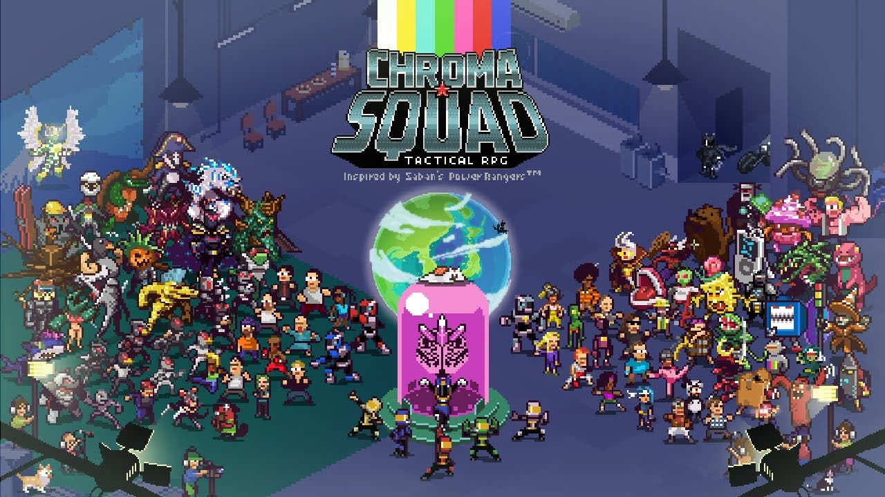 chroma squad a tactical rpg that