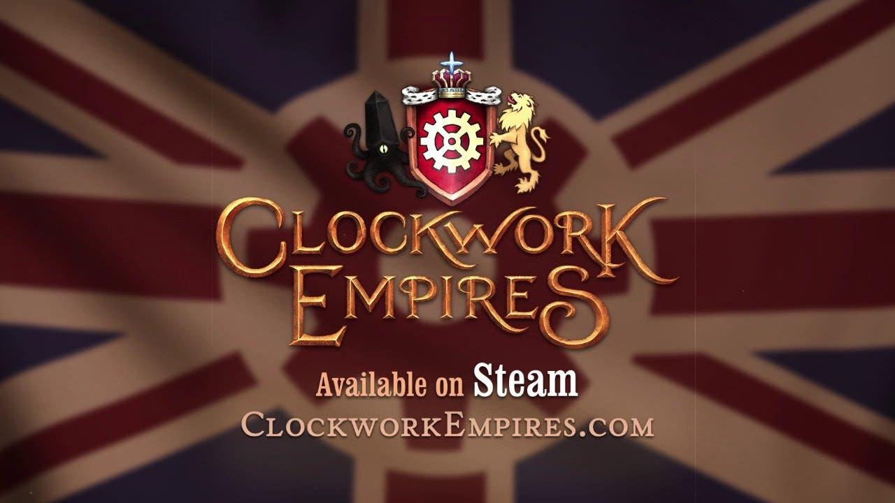 clockwork empires releases on oc