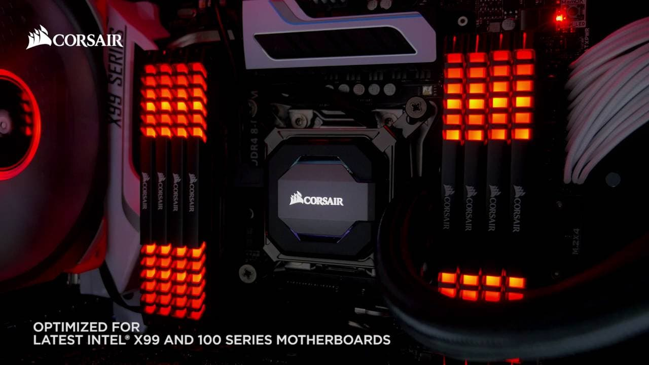 corsair lights it up with new ve
