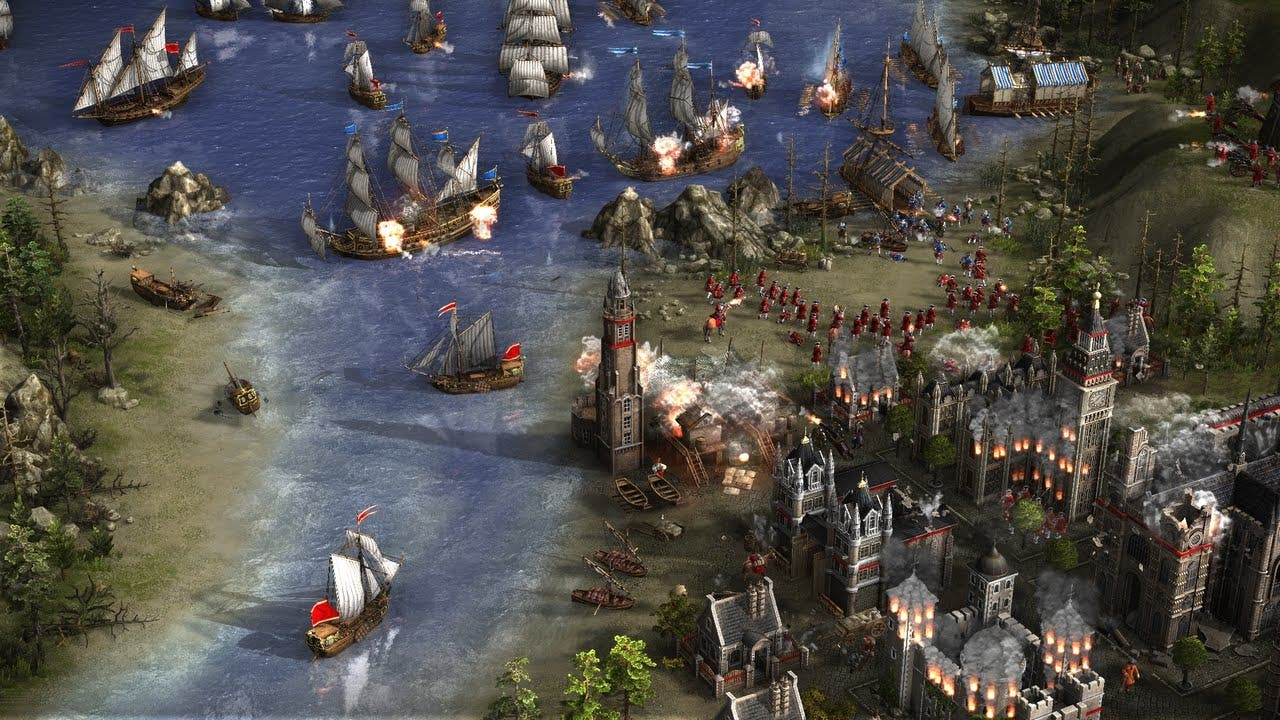 cossacks 3 now available on stea