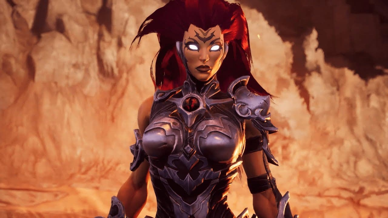 darksiders iii explains and show