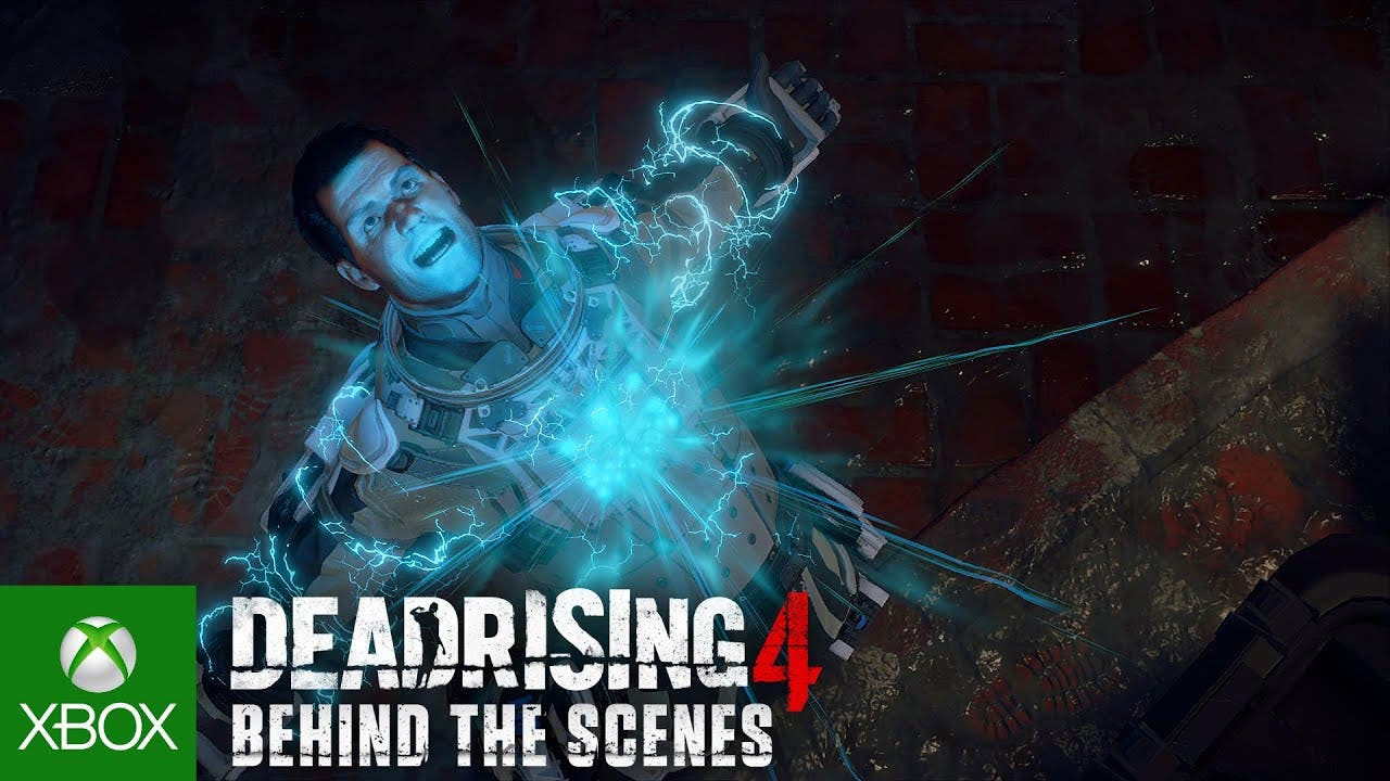 dead rising 4 behind the scenes
