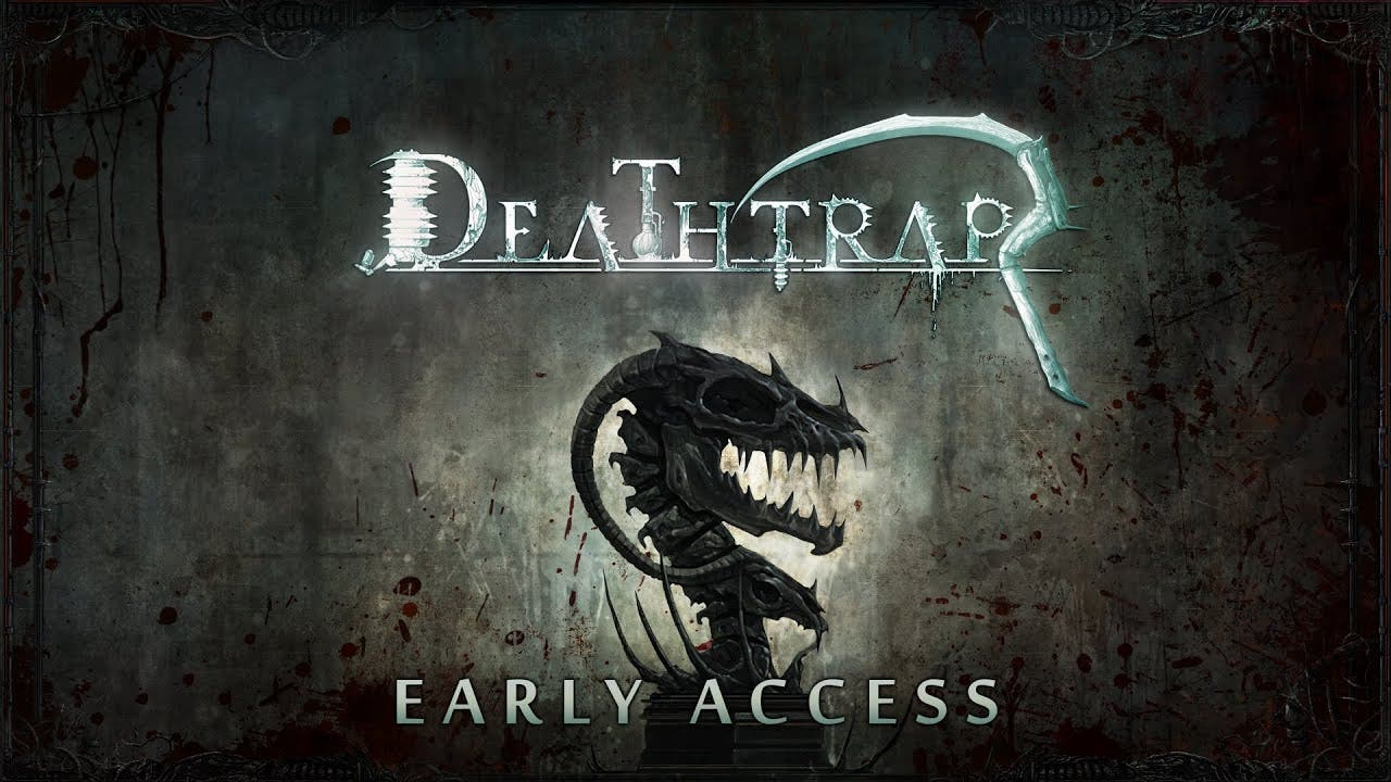 deathtrap snags a place on steam
