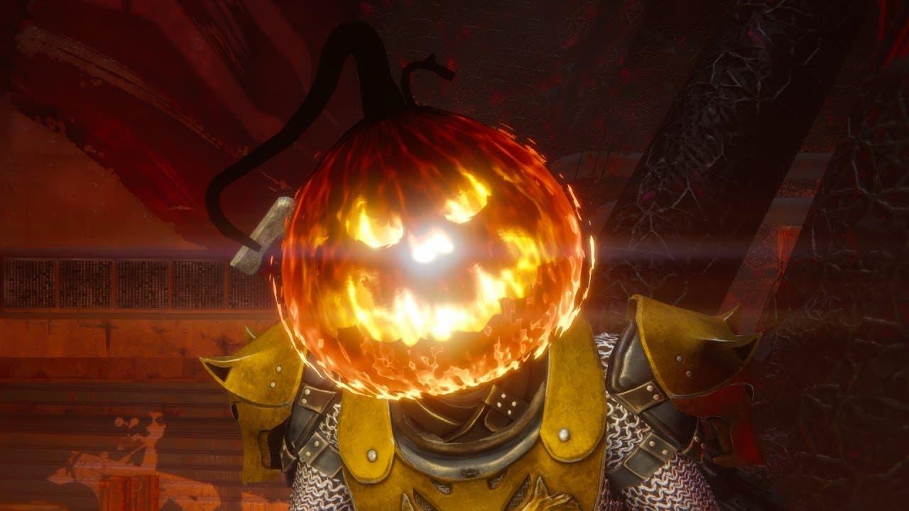 destiny celebrates halloween wit
