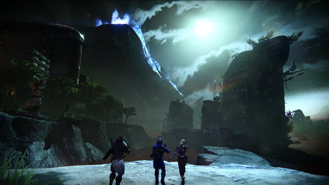 destiny gameplay trailer tours v