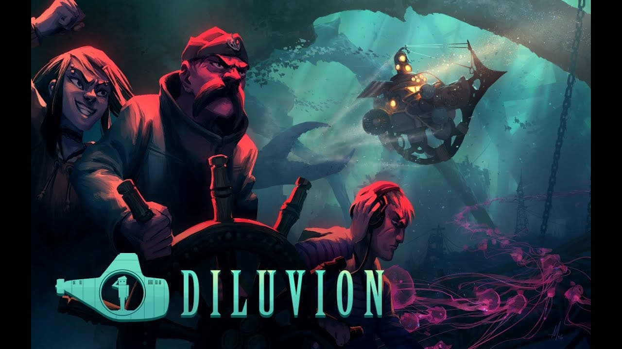 diluvion announced by developer
