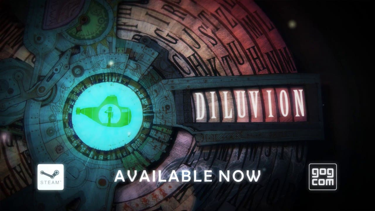 diluvion from arachnid games dee