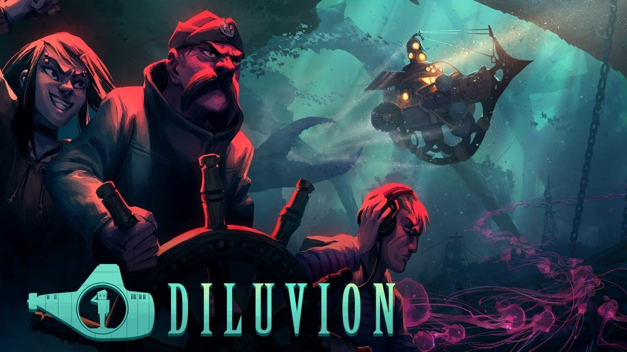 diluvion gets release date in ne