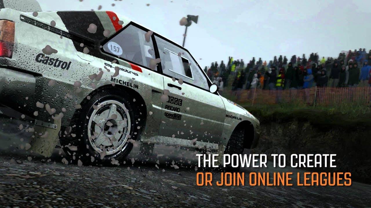 dirt rally slides a multiplayer
