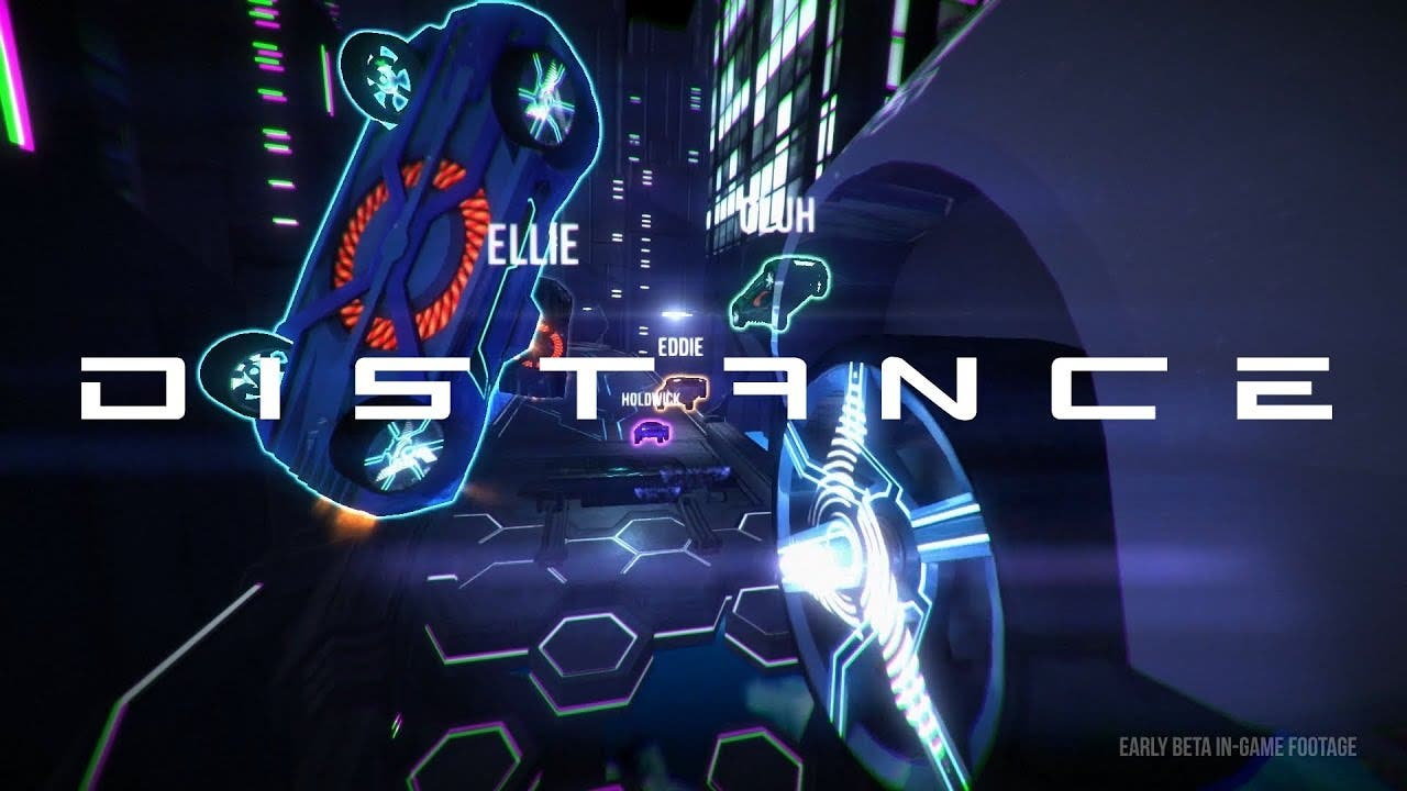 distance is coming to steam earl