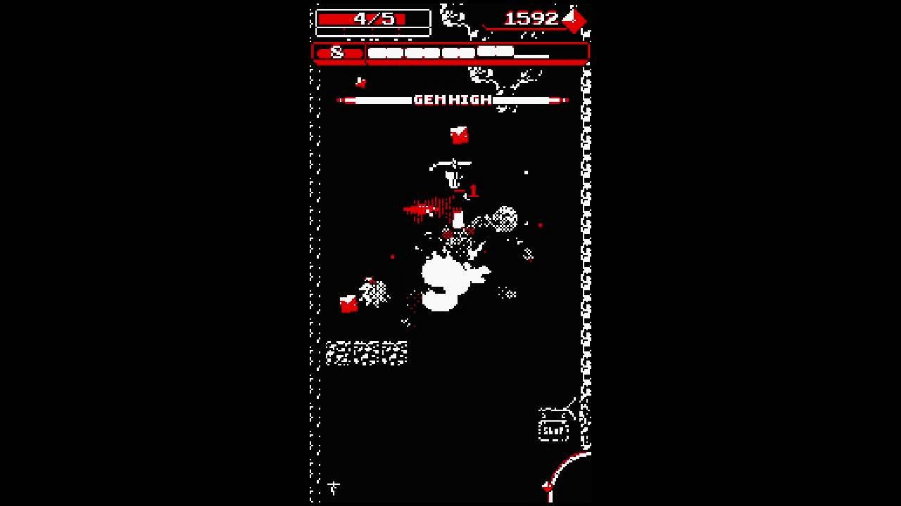 downwell is now available on ios